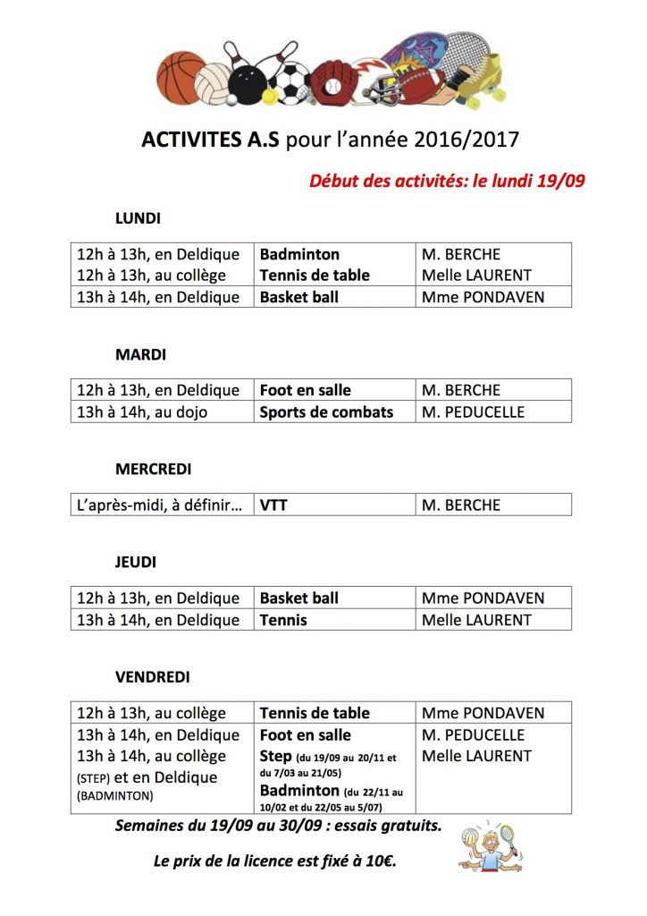 activites-as-2016-2017