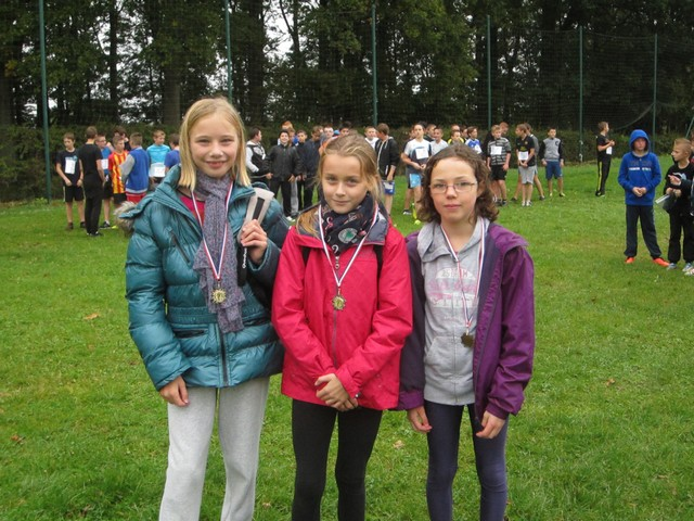 Photos octobre 2014 cross collège 101